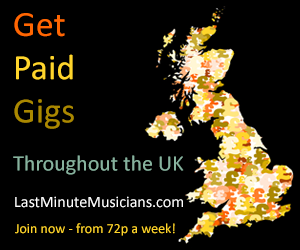 Get paid gigs