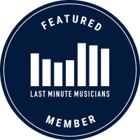 Sam Knight - Singer on Last Minute Musicians