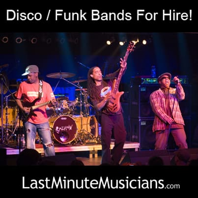 lasting impacts of funk and disco Boogie nights it became known, and high-energy rhythm—all energized by the music that became known as disco disco music is funk with a bow tie last dance.