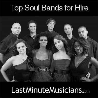 Our Top Soul Bands