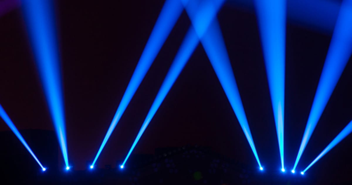 & Lighting Engineers u0026 Designers | Last Minute Musicians