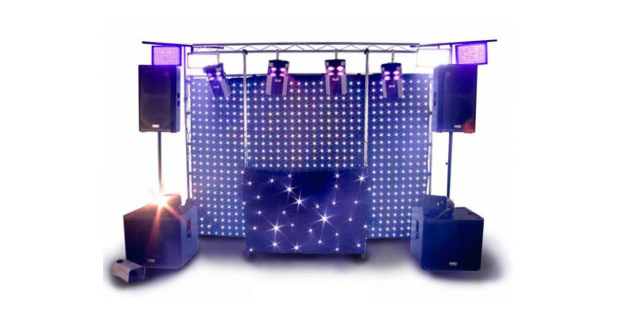 Sound Lighting Hire Pa Systems For At Weddings Events