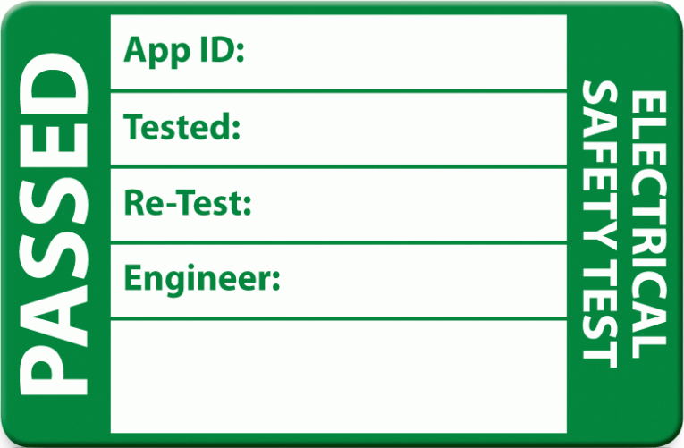 Pat testing for musicians explained for Pat testing record sheet template