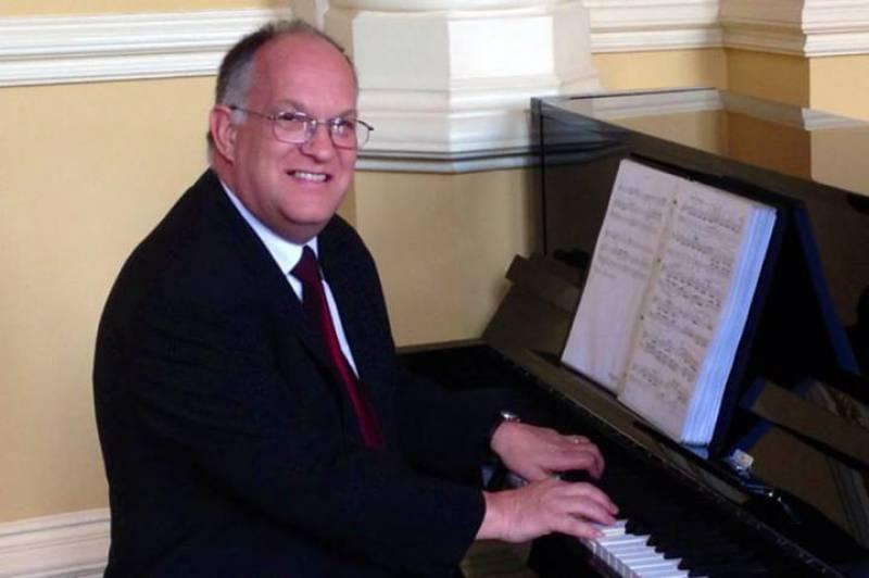 Mark Burton Wedding Organist Pianist Last Minute Musicians