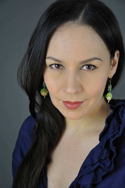 Zita (Singer): This amazing Dramatic Soprano singer is trained to