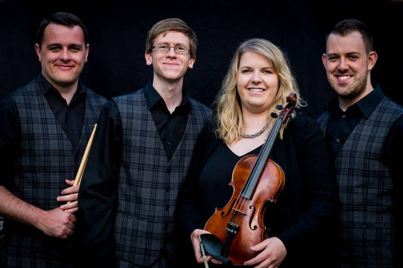 Heeuch Ceilidh Band One Of Scotland S Most Sought After Ceilidh Bands