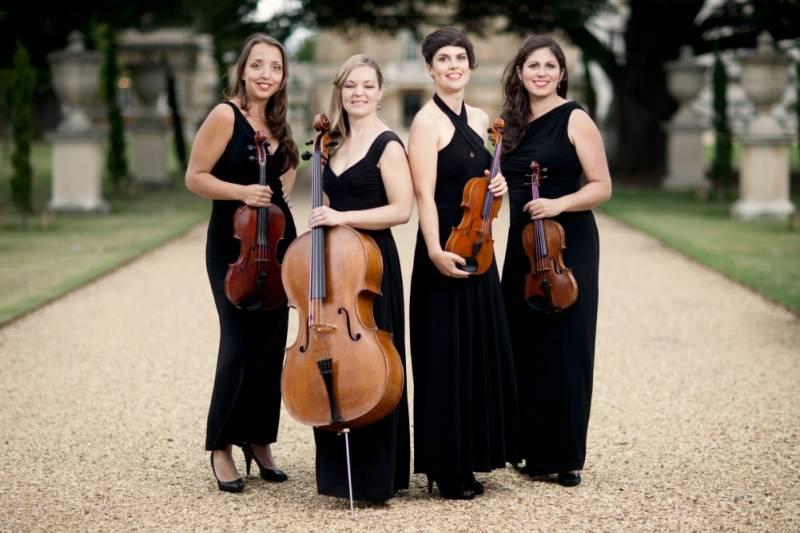Romanza String Quartet Photo 1