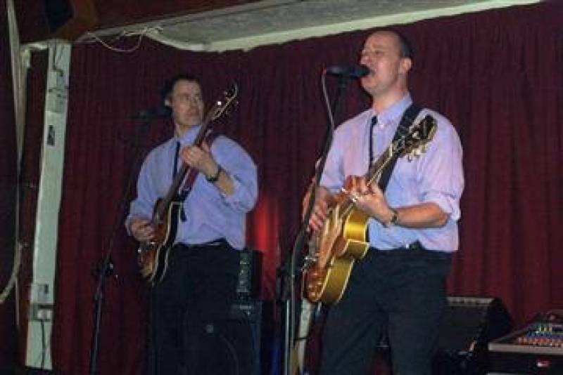 SWITCHED ON : 50's and 60's, plus PA hire  | Last Minute Musicians