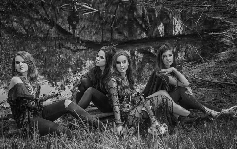 Vesper - Electric String Quartet   Last Minute Musicians