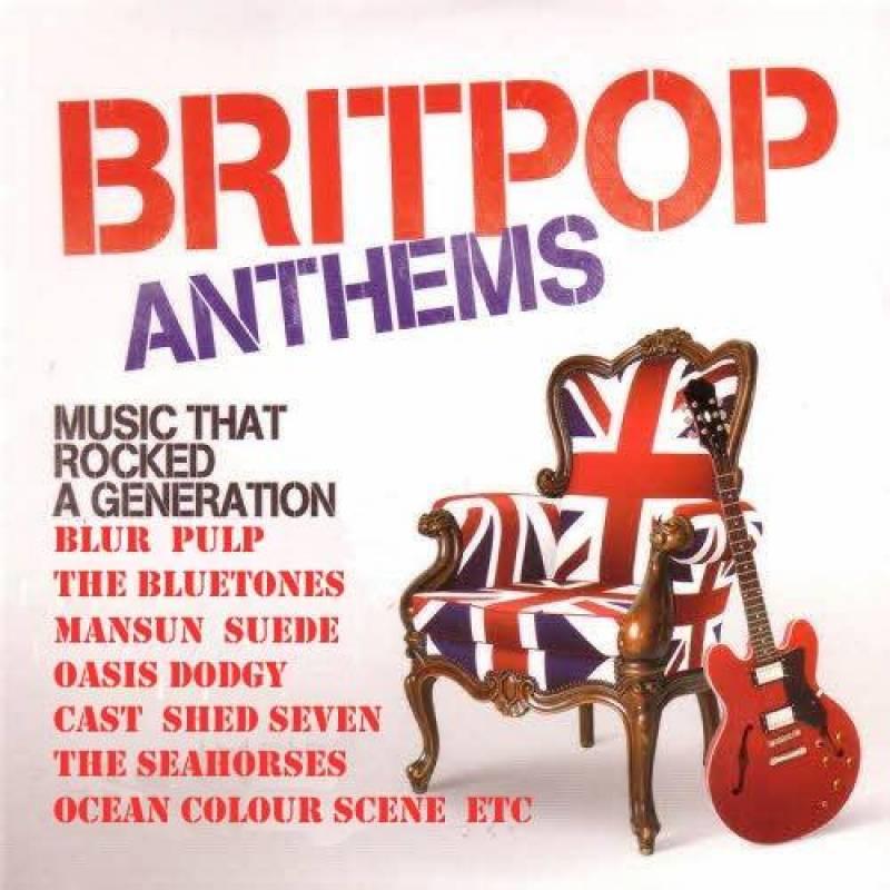 Definitely Britpop 90's/00's/ Blur tribute | Last Minute
