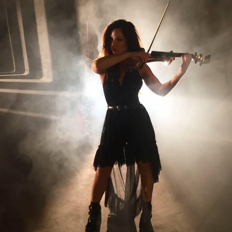 Jessie May Smart Last Minute Musicians