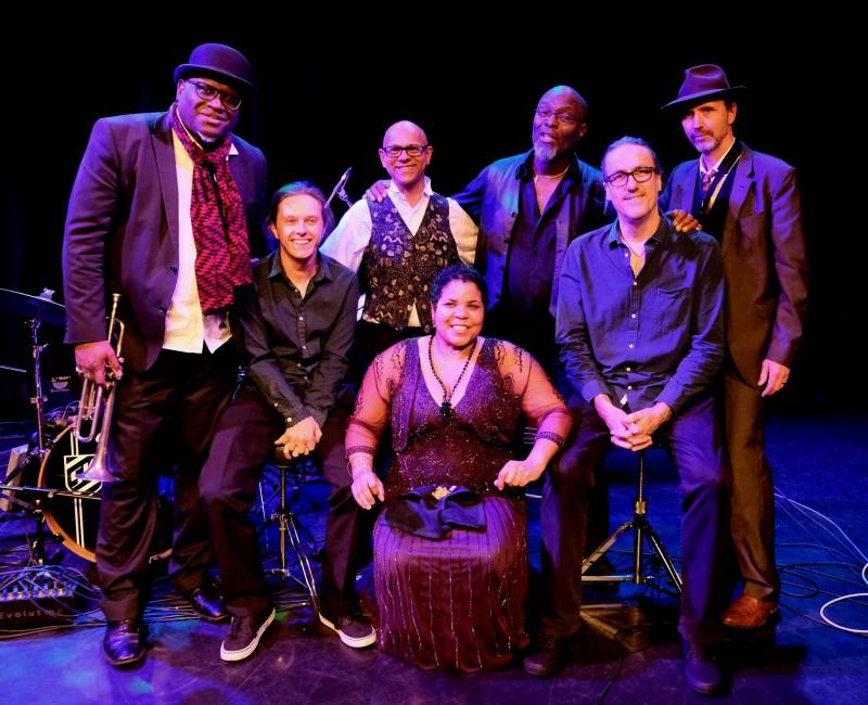 Ma Bessie - Prohibition Blues and Jazz | Last Minute Musicians