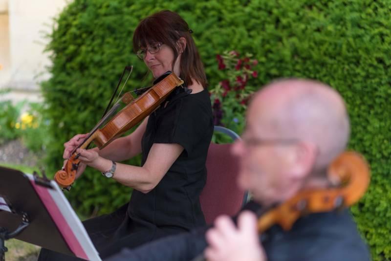 The Craxton String Quartet | Last Minute Musicians