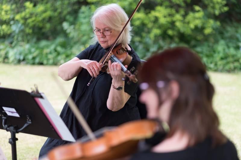 The Craxton String Quartet   Last Minute Musicians