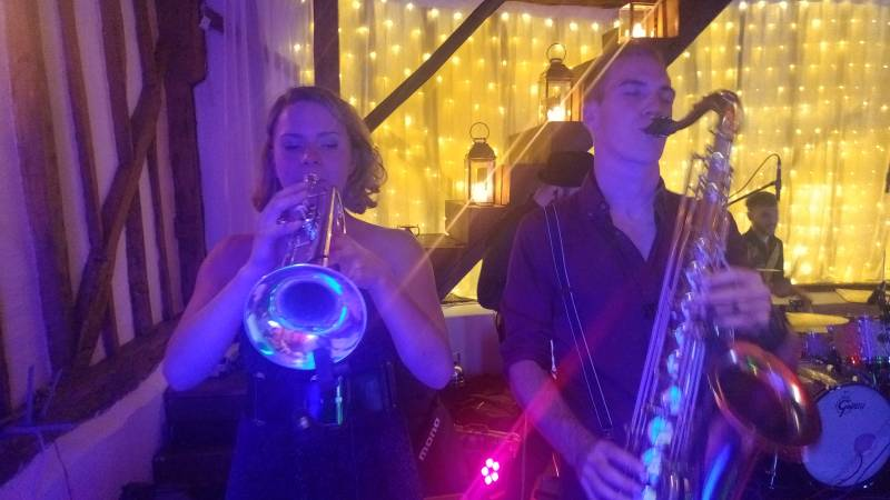 Funk With Us | Last Minute Musicians